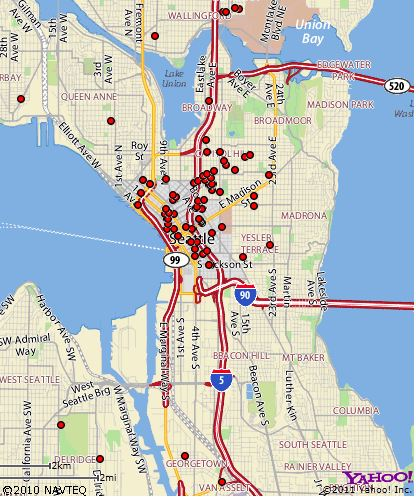 bedbugs seattle reports