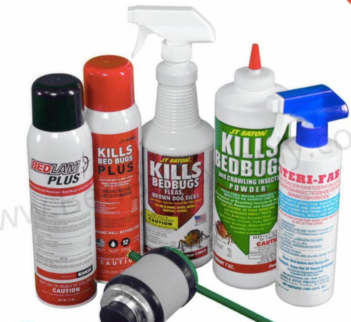 bed bug kit spray products
