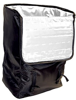 bed bug ThermalStrike Ranger portable luggage heater