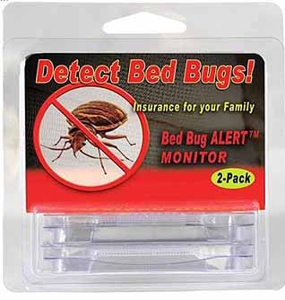 bed bug pheromone trap