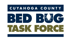 Cuyahoga Bed Bug Ohio Task Force Logo