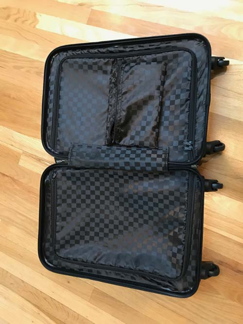 luggage liner