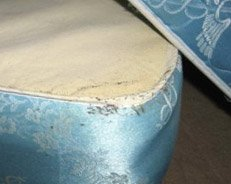 Bed Bug Stains on Mattress - Example 2