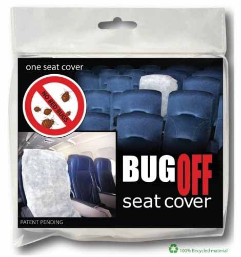 bed bug travel seat covers